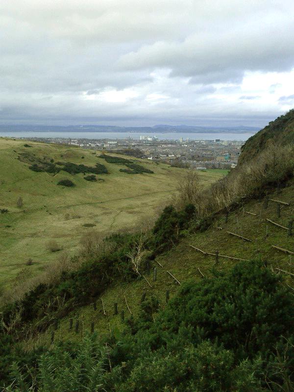 Долина горы короля Артура