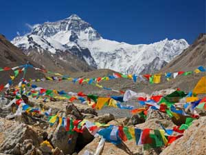 Эверест (она же Джомолунгма, она же Сагарматха)