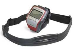 Наручные часы с пульсометром