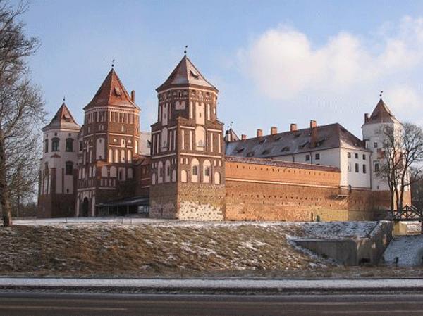 Средневековые города Белоруссии